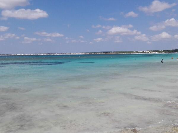 Foto 14: Spiaggia di Torre Lapillo