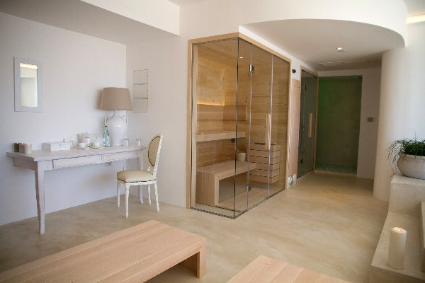 Foto 3: sauna finlandese e bagno turco