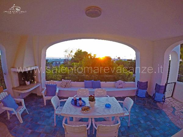 Dimora MARE - veranda