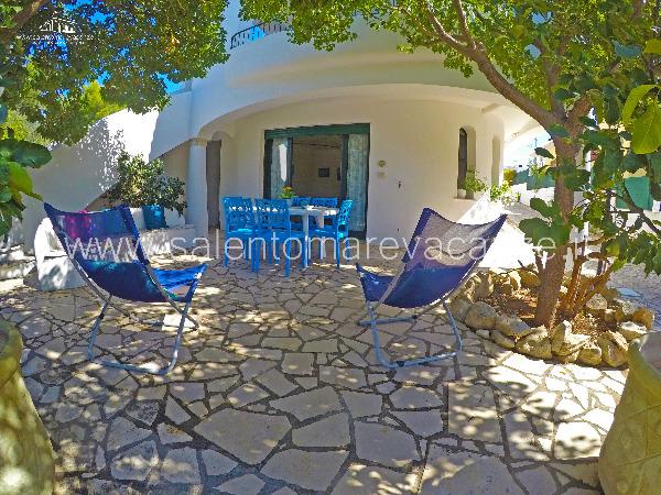 Dimora SOLE - veranda esterna