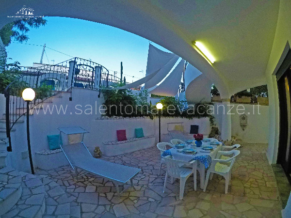 Dimora TERRA - veranda