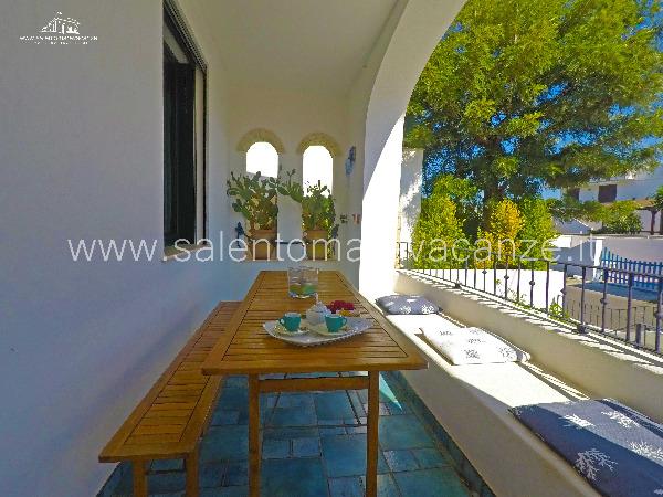 Dimora Vento - veranda