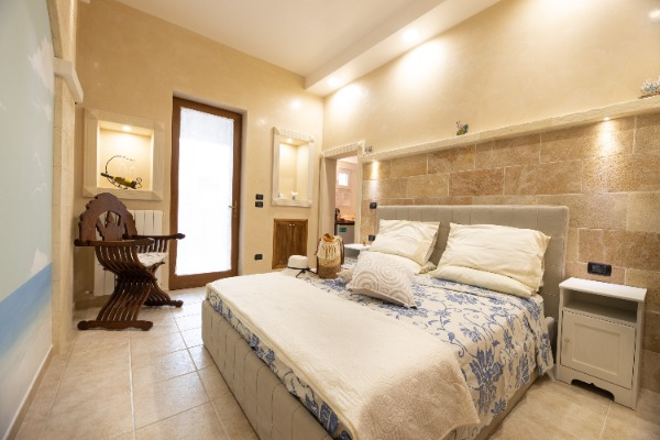 Bed & breakfast a Marina di Alliste, affitti salento