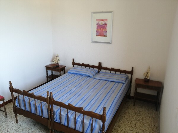 Foto 9: Camera con letto matrimoniale appartamento Alba in Salento