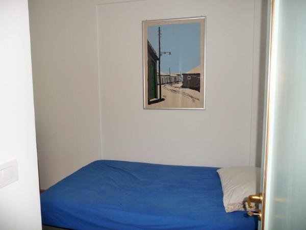 Camera 3 con letto di una piazza e mezza