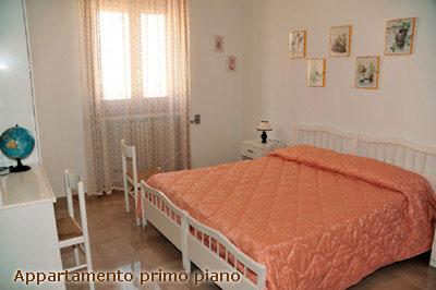 Appartamento a ugento con 3 camere da letto affitti salento for Piani camera da letto del primo piano