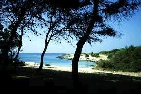BAIA di PORTO SELVAGGIO:tra le 10 spiagge più belle del Salento a soli 2 km di distanza