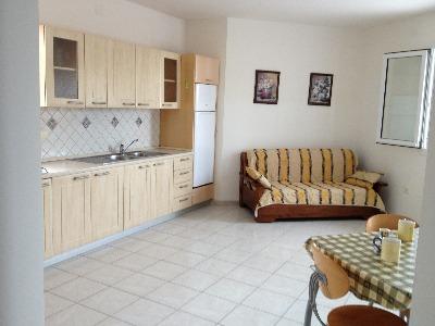 Appartamento n1 piano terra fronte mare
