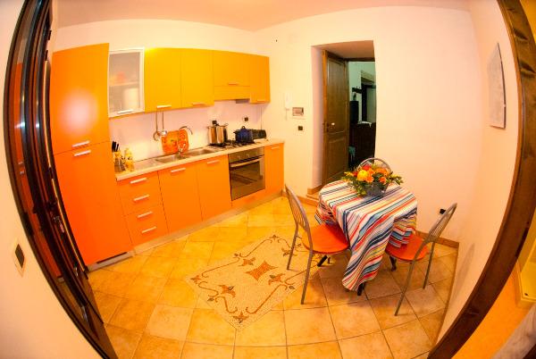 App. ARANCIO - cucina