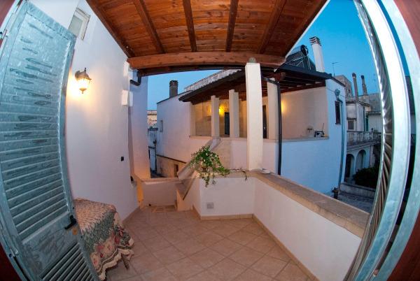 App. GIALLO - veranda