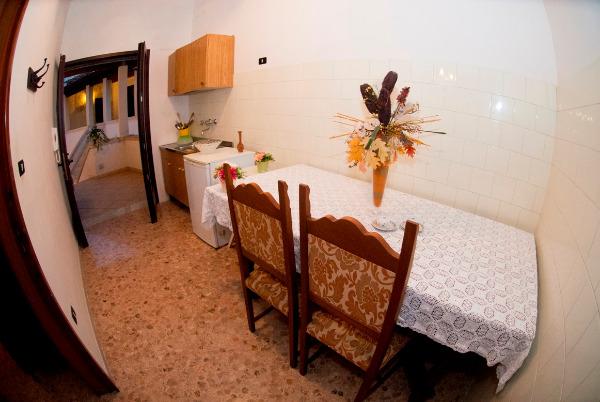 App. GIALLO - cucina