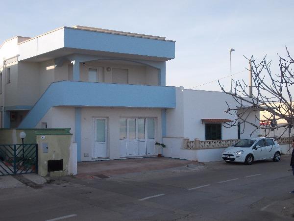 Foto 1: vista esterna dell'edificio