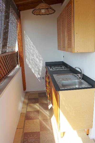 Foto 42: Casa Nettuno - Angolo cottura in Terrazza