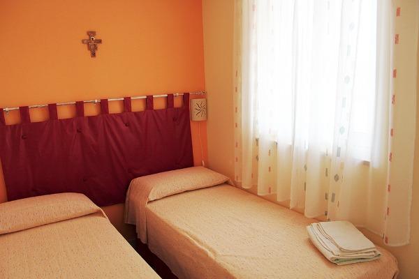 Foto 49: Casa Nettuno - Camera da letto vista mare in Terrazza