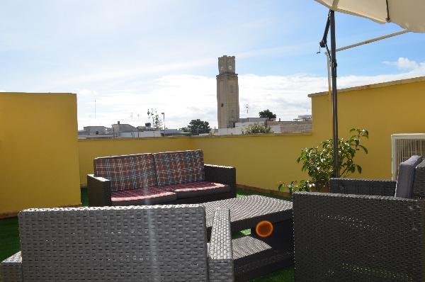 Foto 3: Solarium arredato - Appartamento Sabbia d'Oro