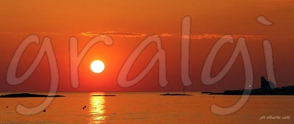 i tramonti di Riva di Ugento