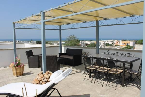 Appartamenti a Torre Pali, salento vacanze