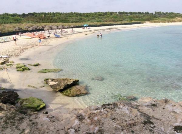 Foto 1: Spiaggia la caciulara