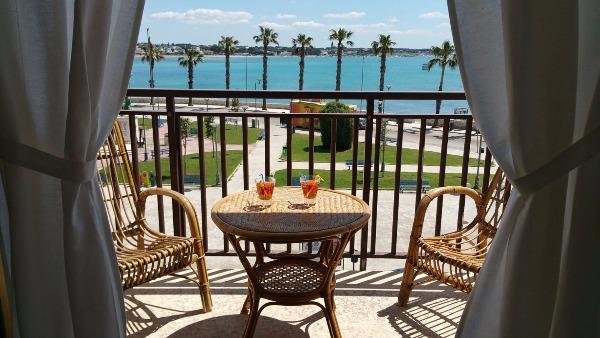 Balcone sala pranzo-Secondo piano