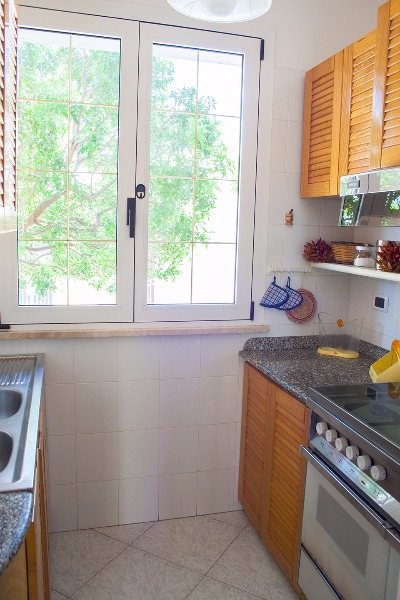 Foto 21: Casa Nettuno - Cucinino Piano terra