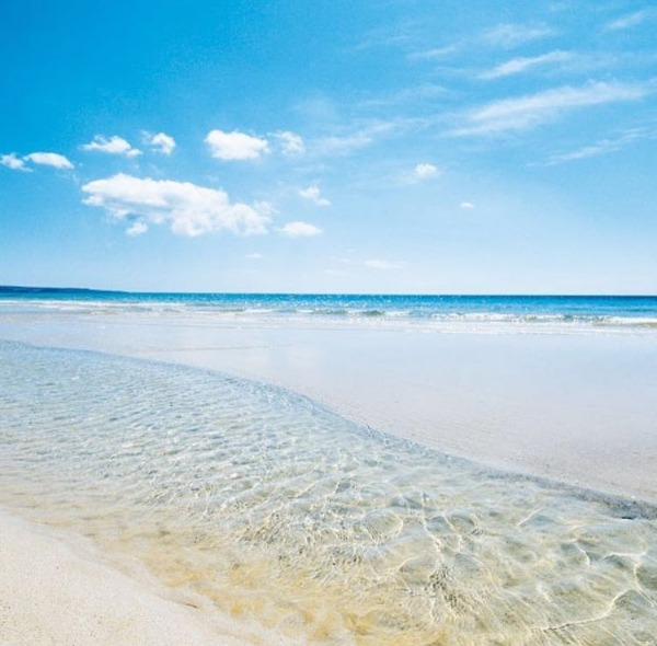 Foto 38: Spiaggia di Pescoluse a 50 metri