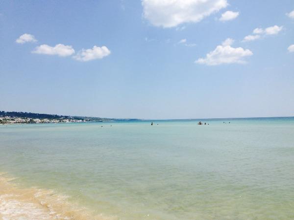 Foto 39: Spiaggia di Pescoluse a 50 metri