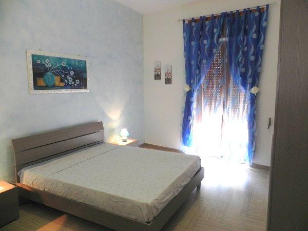 Foto 38: Camera da letto villino celeste