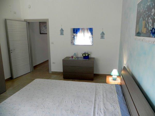 Foto 40: Camera da letto villino celeste