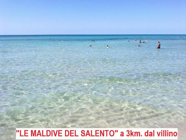 Foto 16: spiaggia a 3km., ''le maldive del Salento''