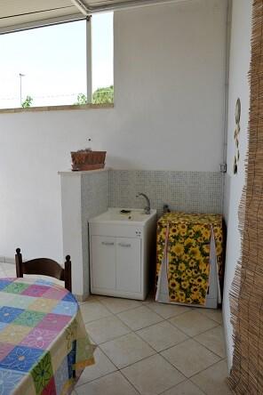 Foto 5: Lavatrice e lavatoio