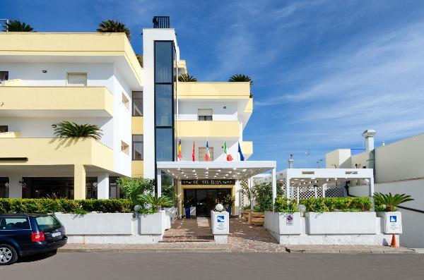 Hotel a Torre San Giovanni. HOTEL LUNA LIDO  - Torre San Giovanni - Marina di Ugento (LE)