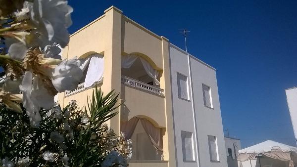 Residence a Pescoluse, affitti salento
