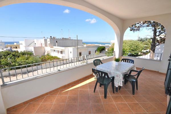 Foto 16: Portico con bella vista mare appartamento piccolo 3