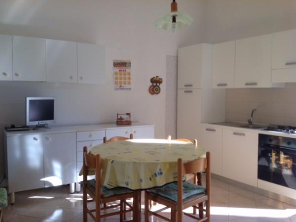 Cucina appartamenti 2/4 posti letto