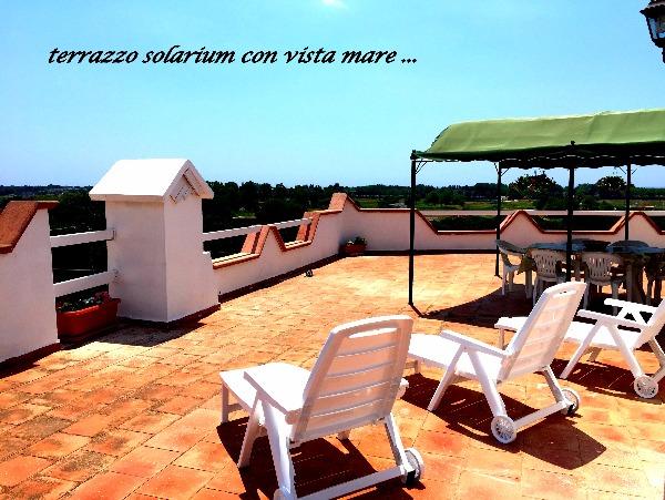 Foto 22: TERRAZZO SOLARIUM CON VISTA MARE APPARTAMENTO IRIS