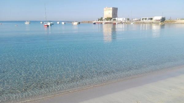 Foto 13: Spiaggia di Torre Chianca