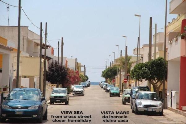 Foto 5: distanza dal mare. Circa 300 metri