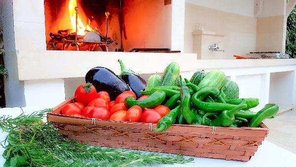 Foto 13: Zona barbeque/cucina esterna