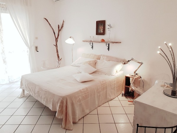 Camera matrimoniale- Piano terra