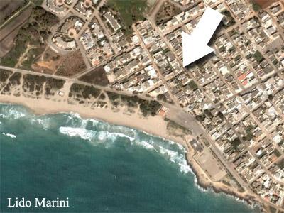 A 2 passi dalla spiaggia di Lido Marini