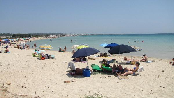 Foto 28: spiaggia di Punta del Macolone a circa 600 m. dalla casa