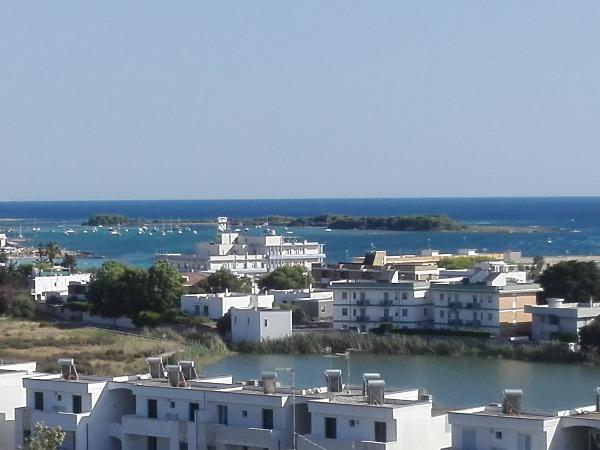 Foto 7: panorama visibile dai due appartamenti