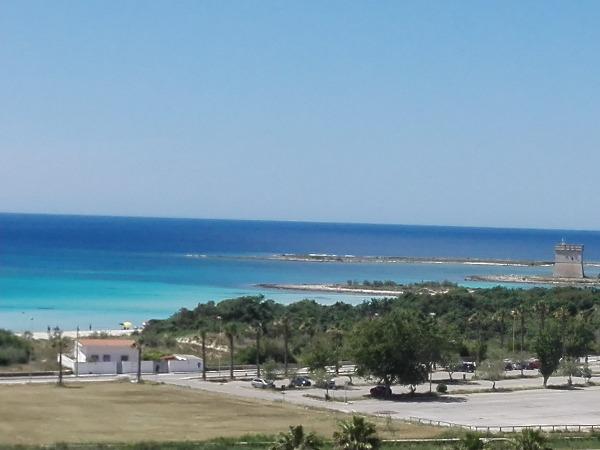 Foto 8: panorama visibile dai due appartamenti