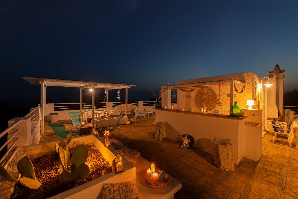 Foto 4: TERRAZZA SOLARIUM by night