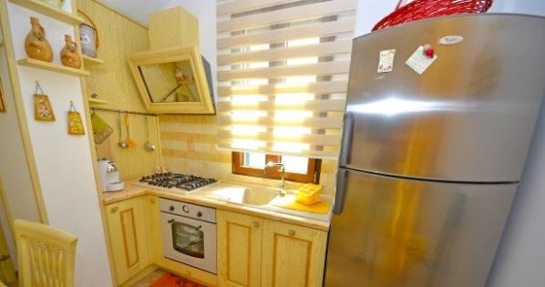 Foto 10: Cucina appartamento 1