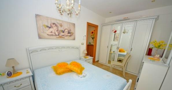 Camera da letto appartamento 1