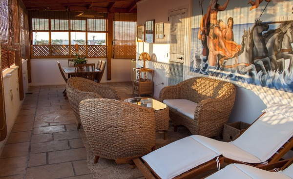 Foto 36: Casa Nettuno - Terrazza Solarium vista mare