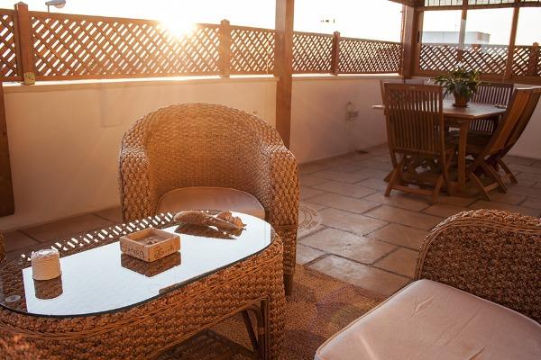 Foto 38: Casa Nettuno - Terrazza Solarium vista mare