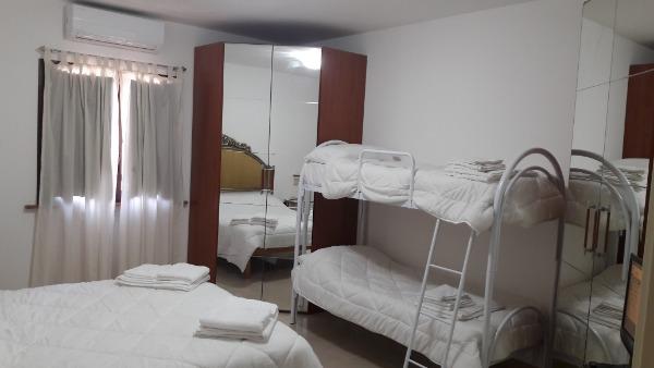 Camera letto n.1 Marina con letti a castello