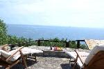 Ville a Santa Maria di Leuca in Puglia. Villa del Parco. Meravigliosa villa in pietra con vista panoramica.